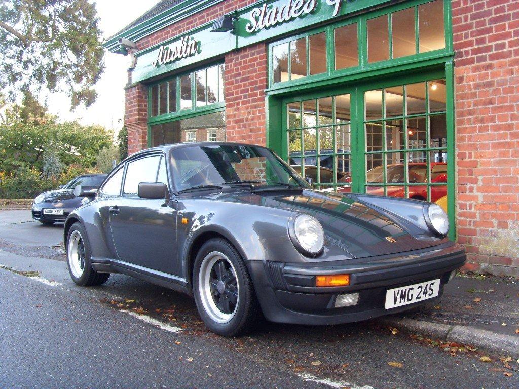1988 Porsche 911 Turbo G50  For Sale (picture 2 of 4)
