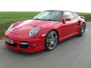 2006 PORSCHE 911(997) 3.6 TURBO TRIPTRONIC S AWD 480BHP For Sale