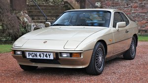 1983 Porsche 924 Coupe Rare Automatic - Highly original For Sale