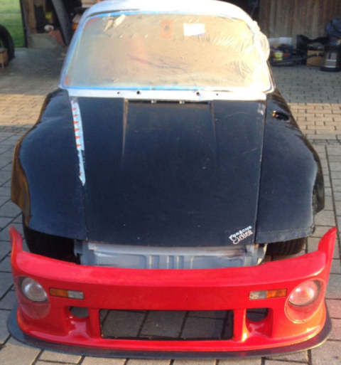 1974 911 930 935 SC RS Project car 2700 cc plus spares For Sale (picture 2 of 6)