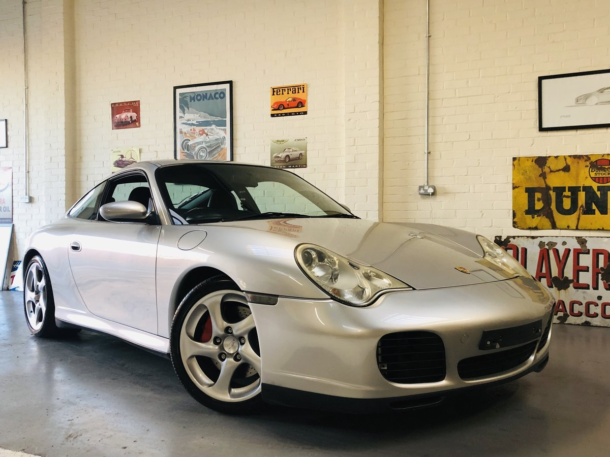 2004 porsche 911 996 c4s carrera4s - stunning condition SOLD (picture 1 of 6)