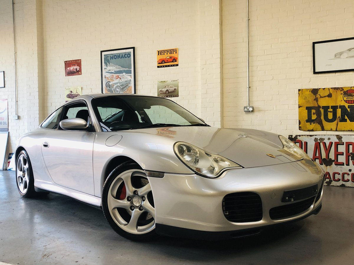 2004 porsche 911 996 c4s carrera4s - stunning condition SOLD (picture 2 of 6)
