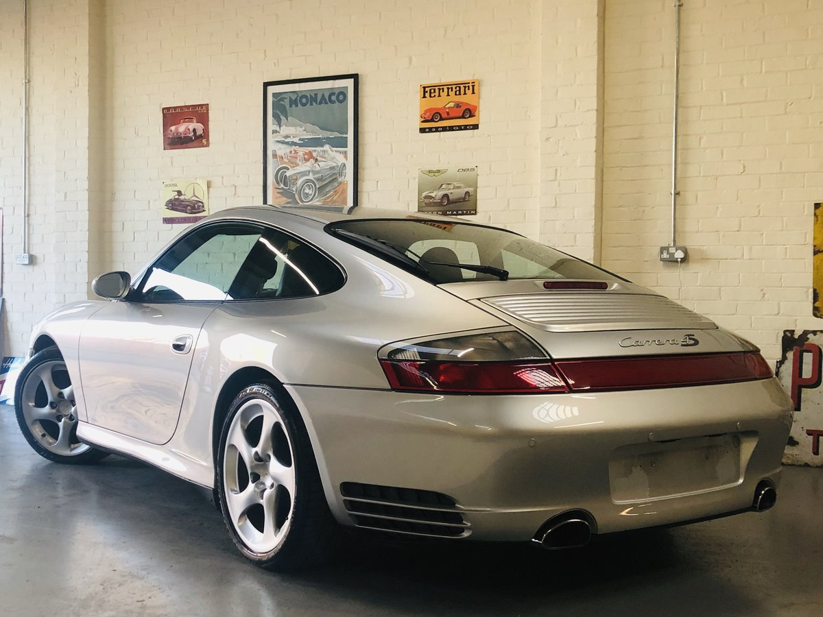 2004 porsche 911 996 c4s carrera4s - stunning condition SOLD (picture 3 of 6)