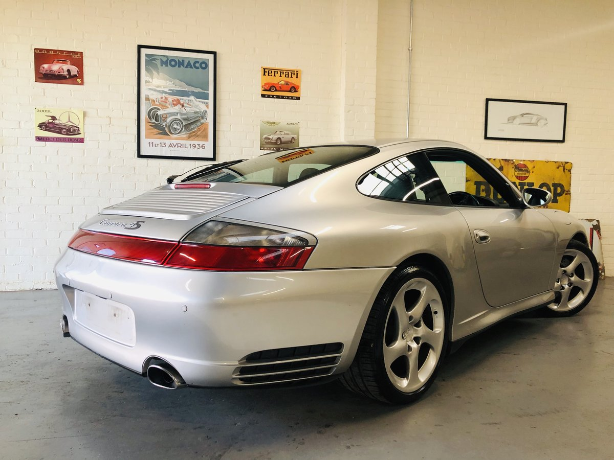 2004 porsche 911 996 c4s carrera4s - stunning condition SOLD (picture 4 of 6)