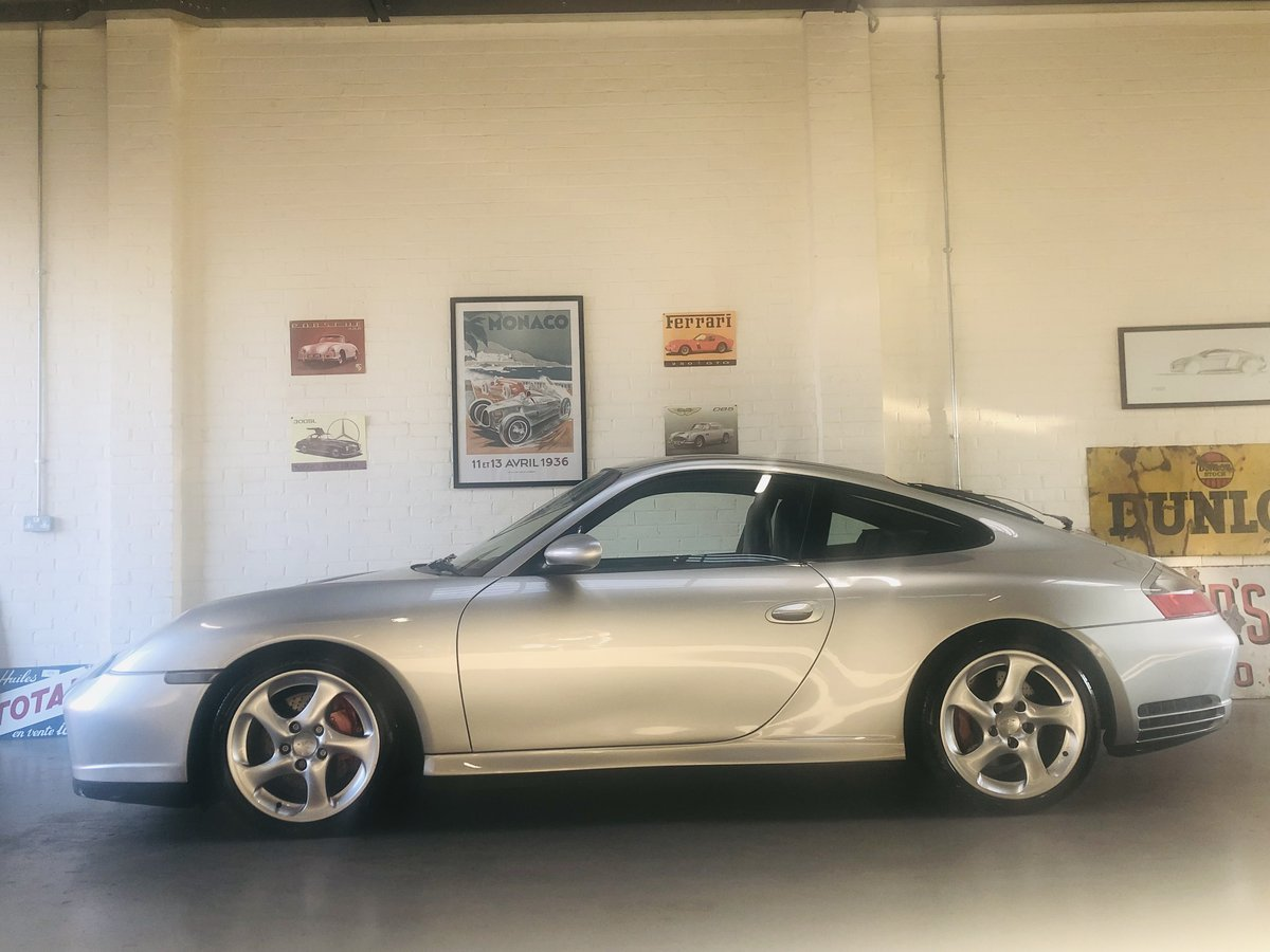 2004 porsche 911 996 c4s carrera4s - stunning condition SOLD (picture 5 of 6)