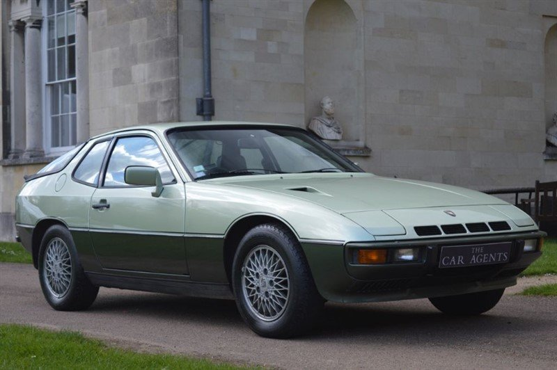 Barn Find! 1980 Porsche 924 Turbo - 106.000 Miles For Sale (picture 2 of 6)
