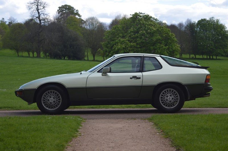 Barn Find! 1980 Porsche 924 Turbo - 106.000 Miles For Sale (picture 3 of 6)