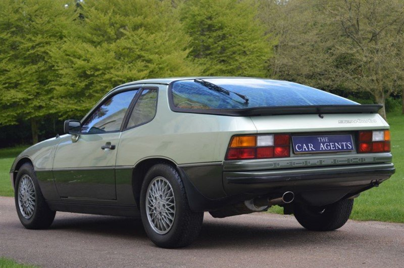Barn Find! 1980 Porsche 924 Turbo - 106.000 Miles For Sale (picture 4 of 6)