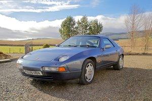 1989 Porsche 928 S4 - Just £8,000 - 10,000 For Sale by Auction