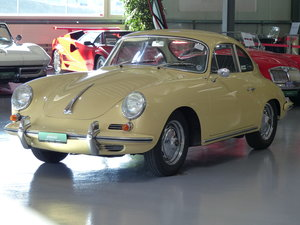 1962 Matching numbers mit Porsche Zertifikat
