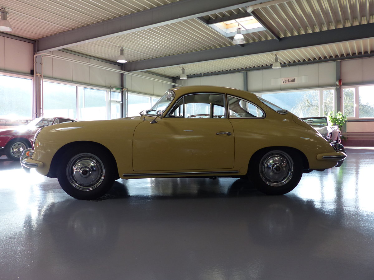 1962 Matching numbers mit Porsche Zertifikat For Sale (picture 2 of 6)