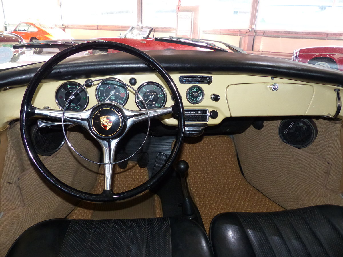 1962 Matching numbers mit Porsche Zertifikat For Sale (picture 5 of 6)