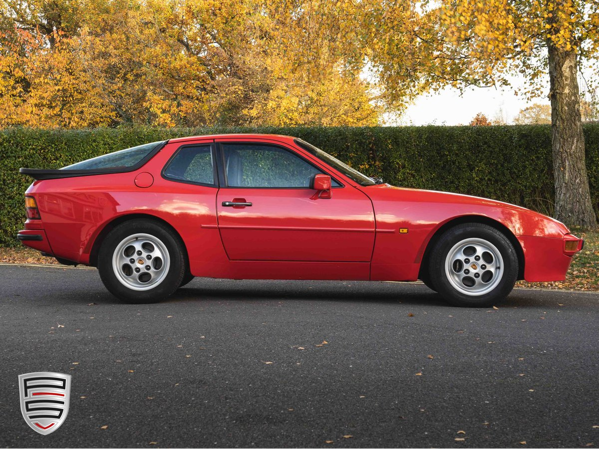 1988 Porsche 944 *34,700 miles from new* For Sale (picture 1 of 6)