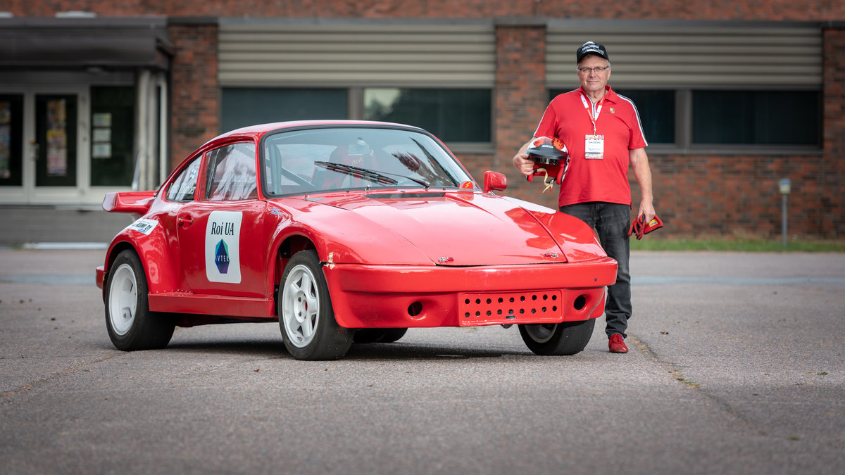 1972 Porsche 911 4wd rallycross classic For Sale (picture 1 of 4)