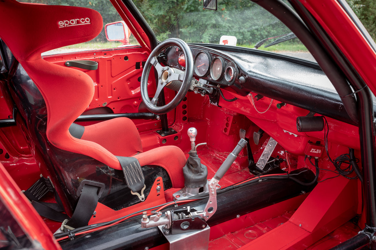 1972 Porsche 911 4wd rallycross classic For Sale (picture 4 of 4)