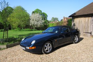 1994 Porsche 968 Cabriolet For Sale