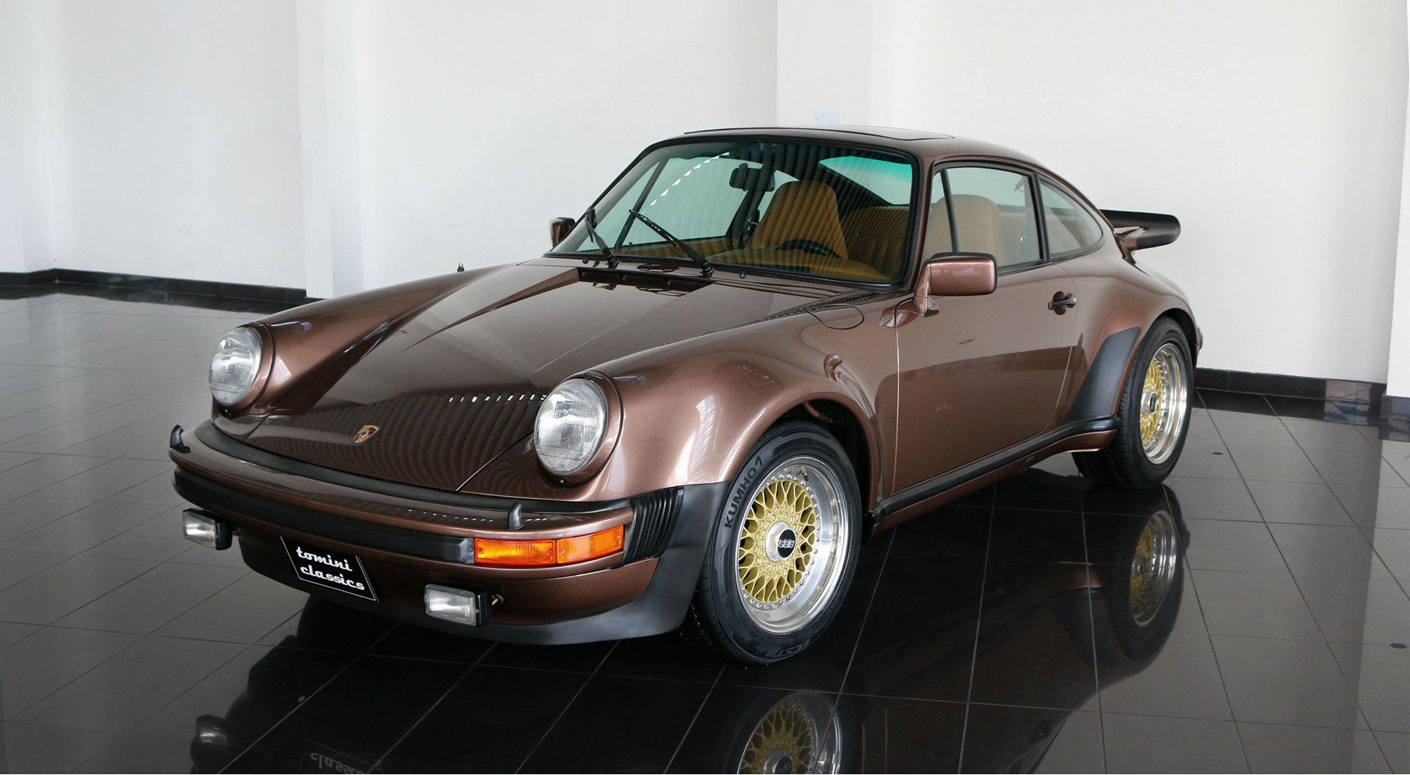 Porsche 930 Turbo (1976) For Sale (picture 2 of 6)