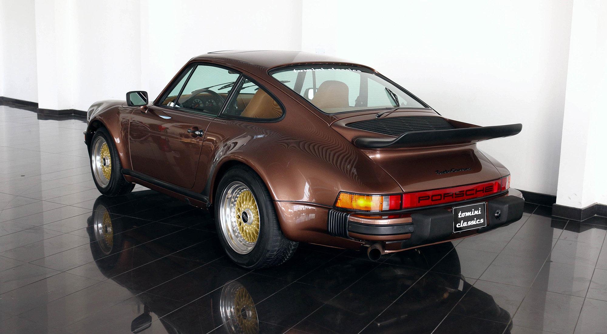 Porsche 930 Turbo (1976) For Sale (picture 3 of 6)