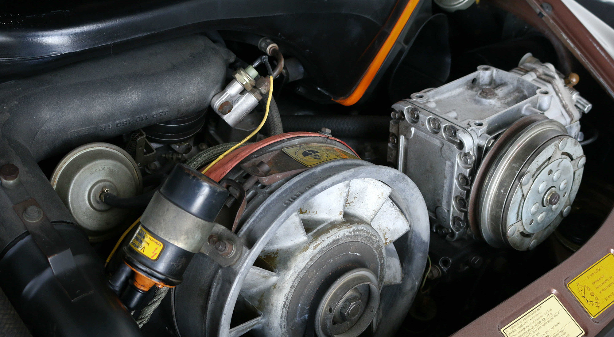 Porsche 930 Turbo (1976) For Sale (picture 4 of 6)