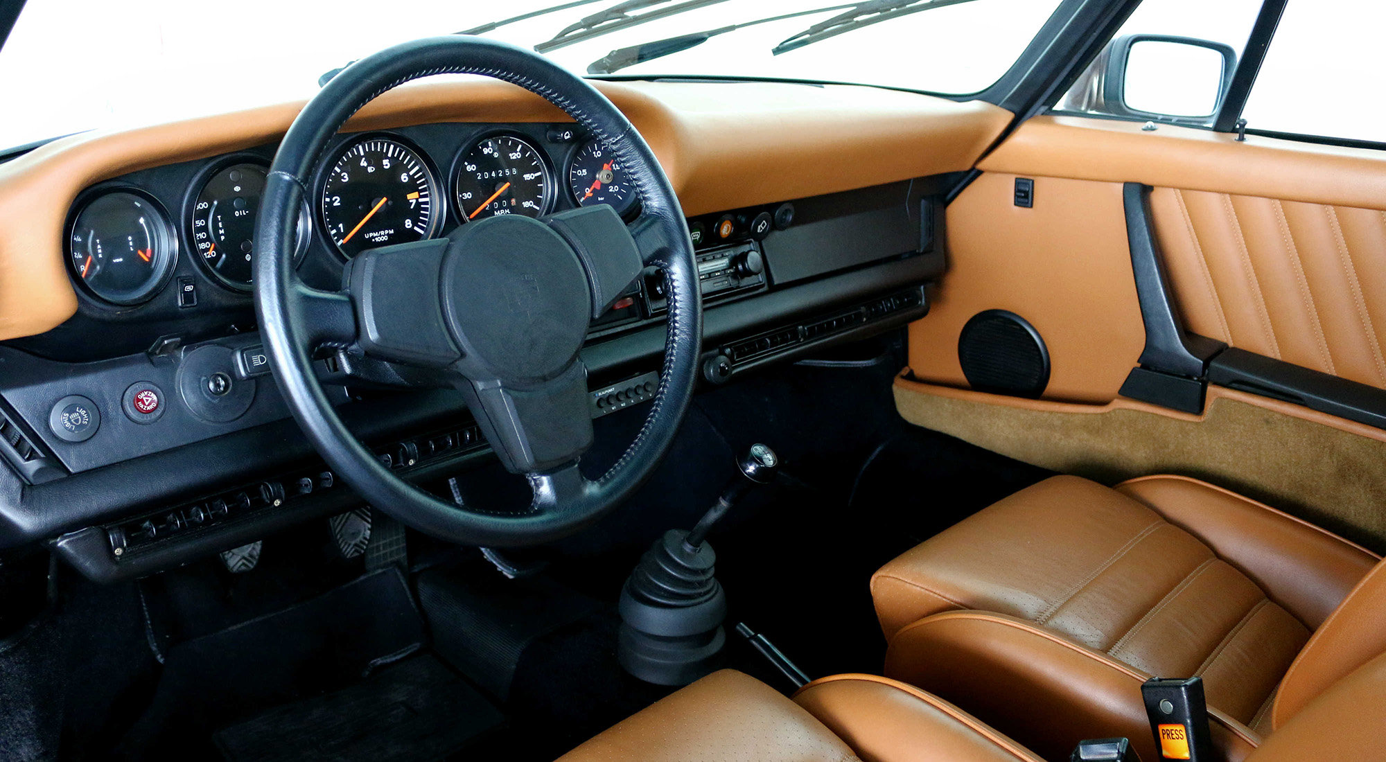 Porsche 930 Turbo (1976) For Sale (picture 5 of 6)