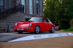 1990 Porsche 911 964 Targa - Well Restored  For Sale by Auction