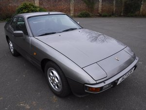 **MARCH AUCTION**1986 Porsche 924S For Sale by Auction