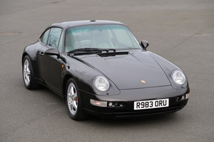 1997 PORSCHE 911 TARGA 993 6-SP MANUAL For Sale