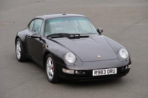 1997 PORSCHE 911 TARGA 993 6-SP MANUAL