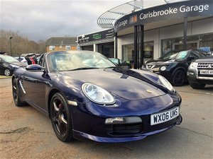 2006 Boxster 2.7 Tiptronic S - Stunning Colour Combo