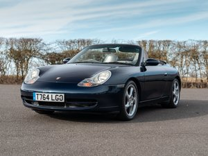 1999 Porsche 911 996 Carrera Cabriolet Just £12,000 - 15,000 For Sale by Auction