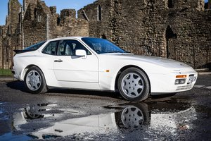 1989 Porsche 944 SE Turbo For Sale by Auction