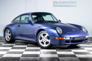 1997 / P Porsche 911 Carrera S Coupe Manual *UNDER OFFER* For Sale