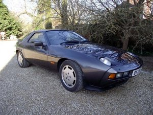 1983 Porsche 928 S For Sale by Auction