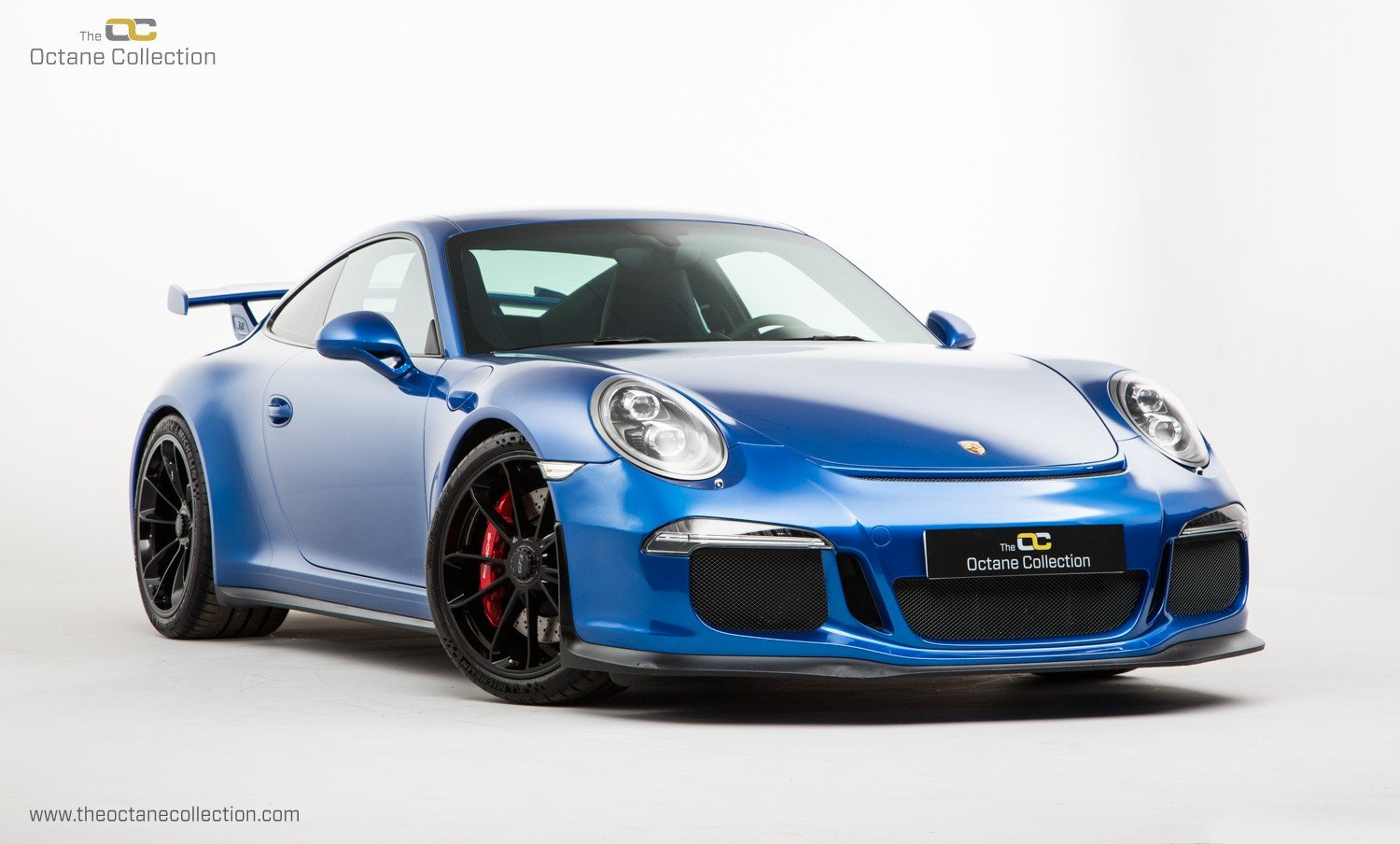 2014 PORSCHE 991 GT3 // BRAND NEW ENGINE FITTED BY PORSCHE For Sale (picture 1 of 6)