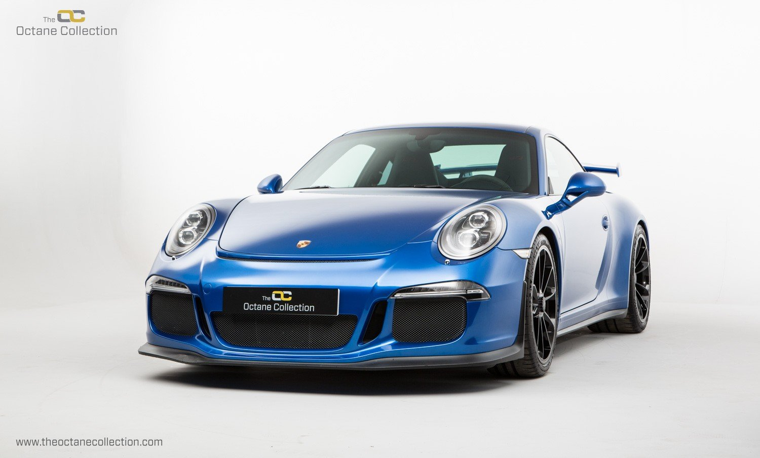 2014 PORSCHE 991 GT3 // BRAND NEW ENGINE FITTED BY PORSCHE For Sale (picture 2 of 6)