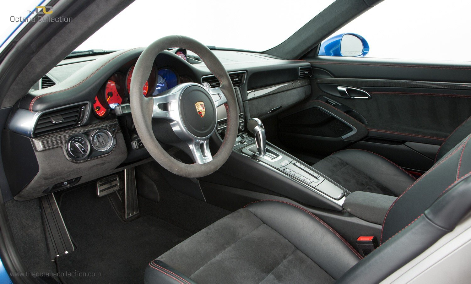 2014 PORSCHE 991 GT3 // BRAND NEW ENGINE FITTED BY PORSCHE For Sale (picture 4 of 6)
