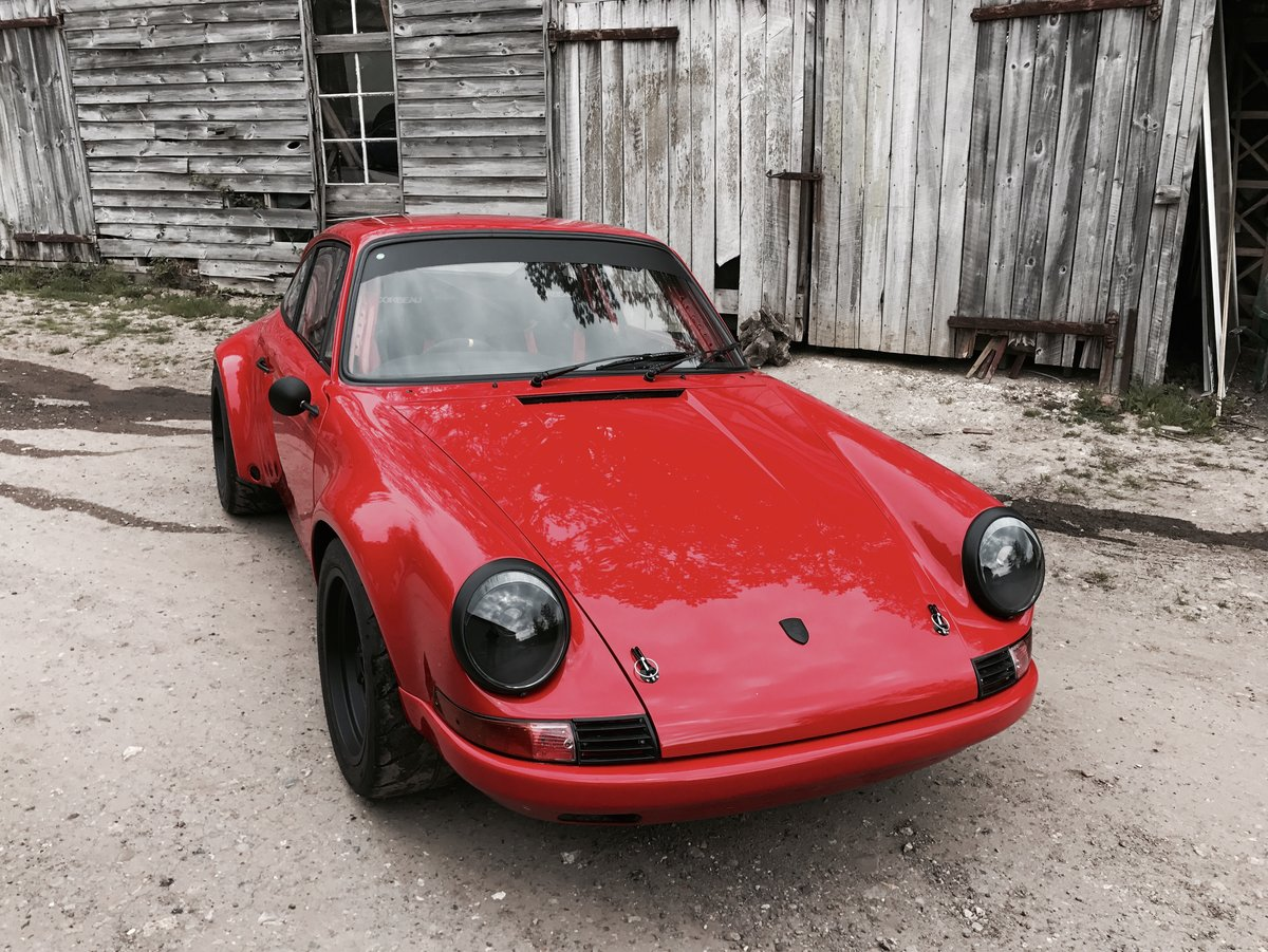 1975 Porsche 911 Outlaw RHD (road / track car) For Sale (picture 3 of 6)