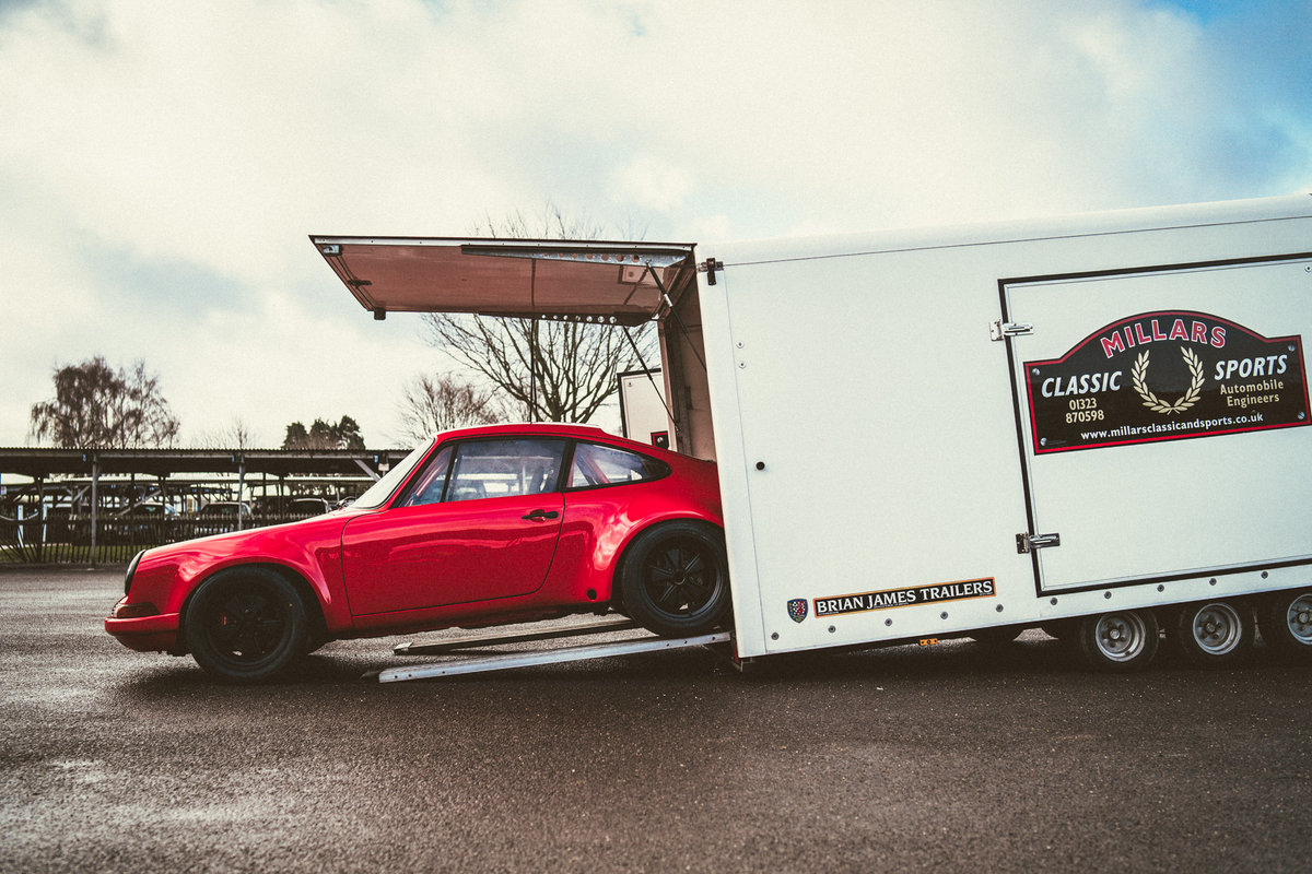 1975 Porsche 911 Outlaw RHD (road / track car) For Sale (picture 4 of 6)