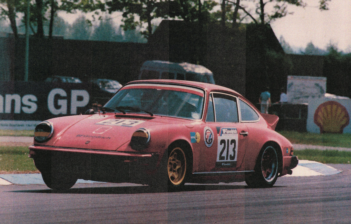 1975 Porsche 911 Outlaw RHD (road / track car) For Sale (picture 6 of 6)