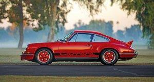 1973 Porsche 911 Carrera RS 2.7 = Rare + Correct  $595k  For Sale