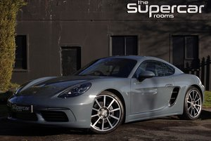 Porsche 718 Cayman - 2018 - 4K Miles For Sale