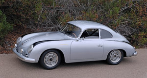 1957 Porsche 356A/1500 Carrera GS/GT Reutter Coupé For Sale