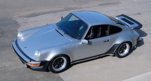 1977 Porsche 930 Turbo Carrera 3.0 = Sunroof  Silver  $165k For Sale