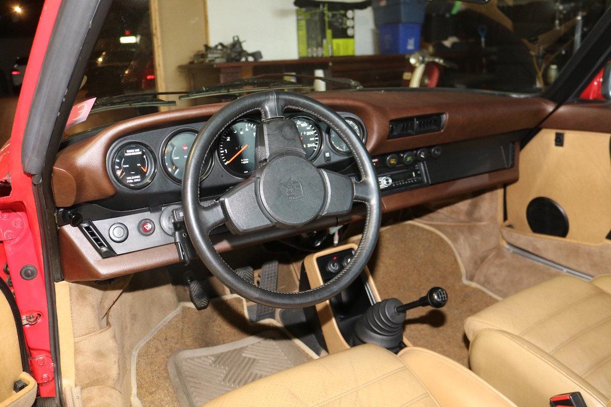 1982 Porsche 911SC Targa For Sale (picture 6 of 6)