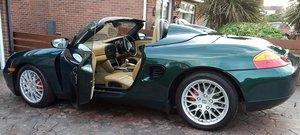 2000 Porsche Boxster S 3.2 For Sale