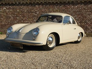 1953 Porsche 356 Pre-A 1500 S 'Knickscheibe' coupe fully restored For Sale