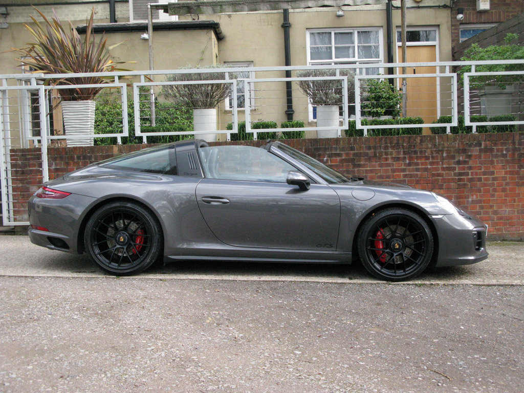 2017- PORSCHE 911 (991) TARGA 4GTS- GREY For Sale (picture 3 of 6)