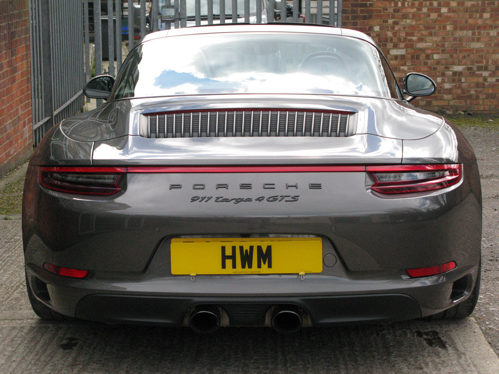 2017- PORSCHE 911 (991) TARGA 4GTS- GREY For Sale (picture 6 of 6)