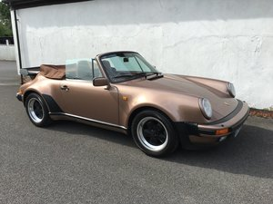 1887 Porsche 911 Supersport Cabriolet For Sale