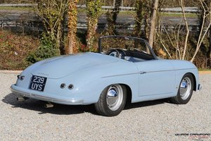 1956 Porsche 356 'Sportolet' Outlaw by Lewis Hauser For Sale